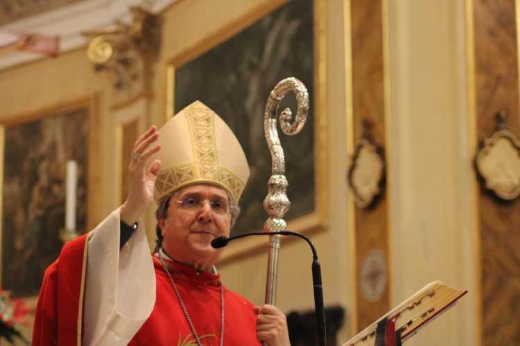 Mons Francesco Savino